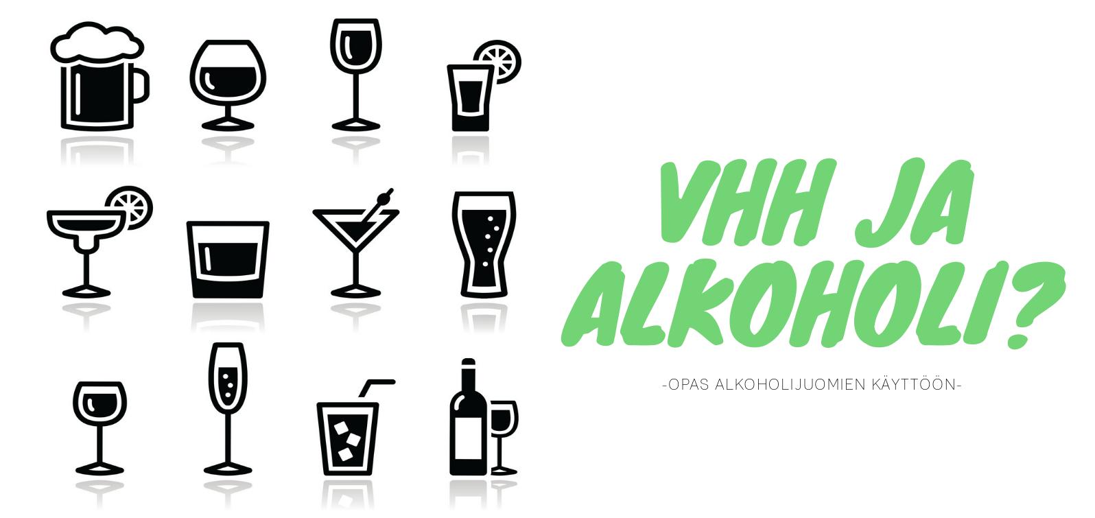 Vähähiilihydraattinen Ruokavalio Alkoholi